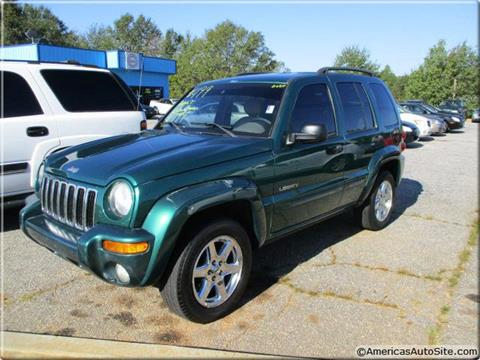 2004 Jeep Liberty for sale in Commerce, GA