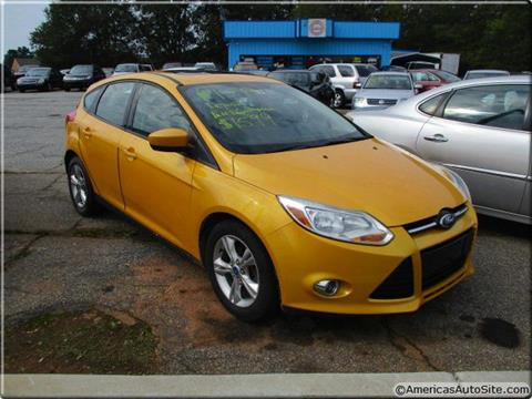 2012 Ford Focus for sale in Commerce, GA
