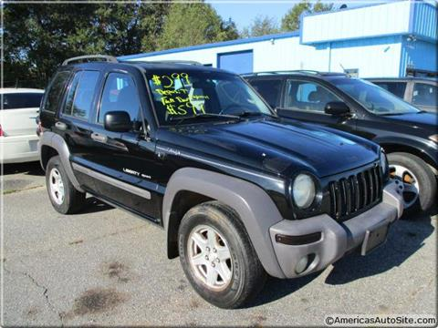 2003 Jeep Liberty for sale in Commerce, GA