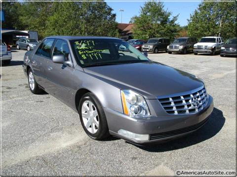 2007 Cadillac DTS for sale in Commerce, GA