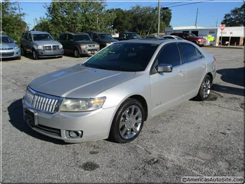 2007 Lincoln MKZ for sale in Commerce, GA