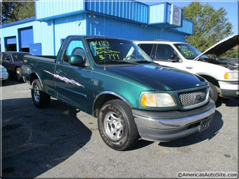 2000 Ford F-150 for sale in Commerce, GA