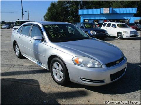 2011 Chevrolet Impala for sale in Commerce, GA