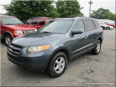 2007 Hyundai Santa Fe For Sale In Commerce, GA