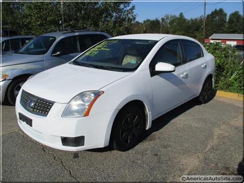 2007 Nissan Sentra for sale in Commerce, GA