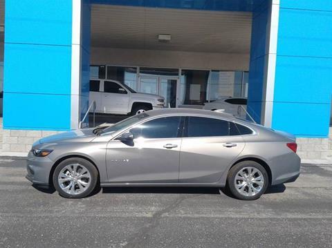 2017 Chevrolet Malibu for sale in Parker, AZ