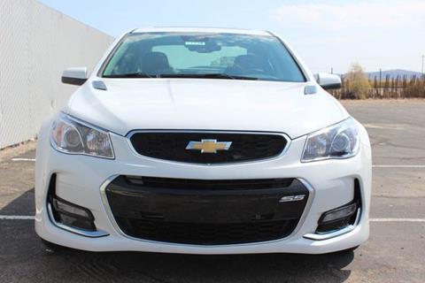 2017 Chevrolet SS for sale in Parker, AZ