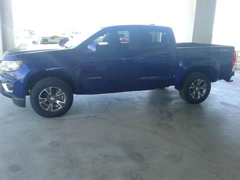 2017 Chevrolet Colorado for sale in Parker, AZ