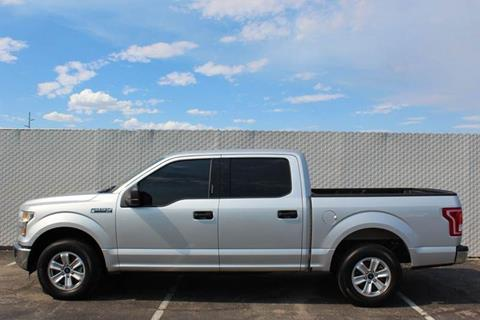 2016 Ford F-150 for sale in Parker, AZ