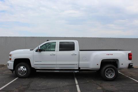 2017 Chevrolet Silverado 3500HD for sale in Parker, AZ