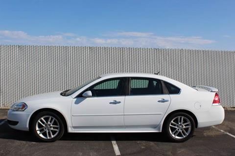 2016 Chevrolet Impala Limited for sale in Parker, AZ