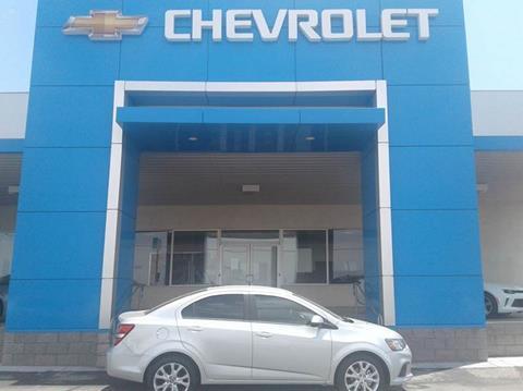 2017 Chevrolet Sonic for sale in Parker AZ