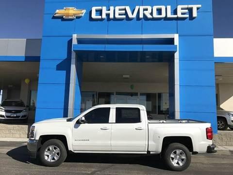2017 Chevrolet Silverado 1500 for sale in Parker, AZ