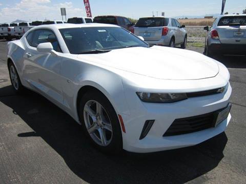 2017 Chevrolet Camaro for sale in Parker, AZ