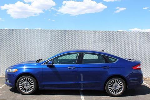 2016 Ford Fusion for sale in Parker, AZ