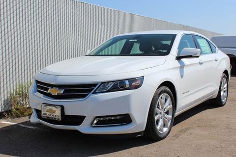 2018 Chevrolet Impala for sale in Parker, AZ