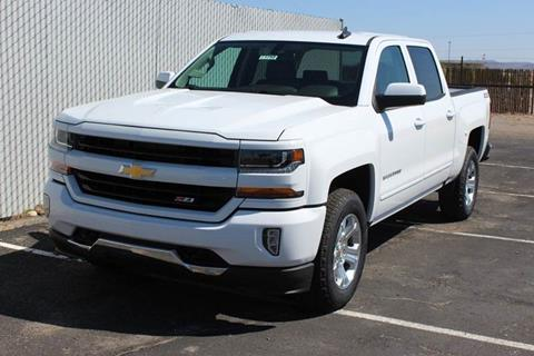 2018 Chevrolet Silverado 1500 for sale in Parker, AZ