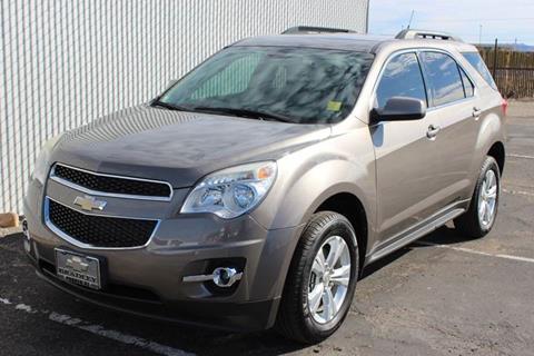 2011 Chevrolet Equinox for sale in Parker AZ