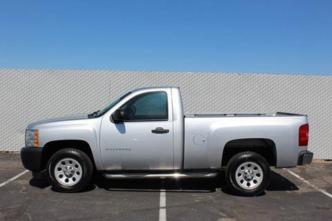 2012 Chevrolet Silverado 1500 for sale in Parker, AZ