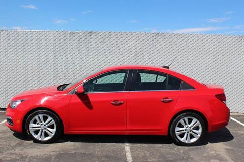 2016 Chevrolet Cruze Limited for sale in Parker, AZ