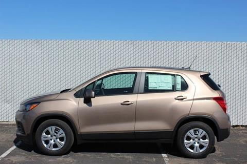 2018 Chevrolet Trax for sale in Parker, AZ