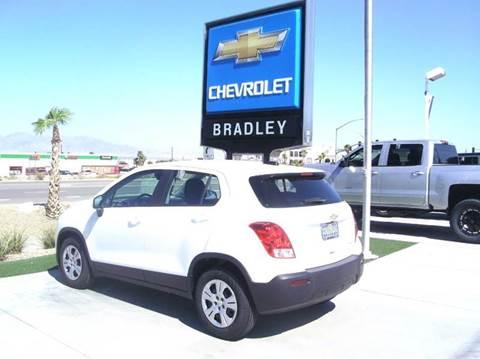 2016 Chevrolet Trax for sale in Lake Havasu City, AZ