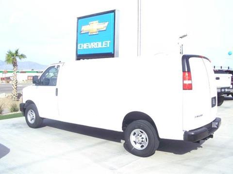 2017 Chevrolet Express Cargo for sale in Lake Havasu City, AZ