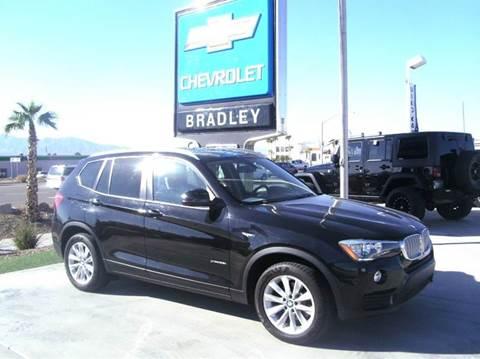 2016 BMW X3 for sale in Lake Havasu City, AZ