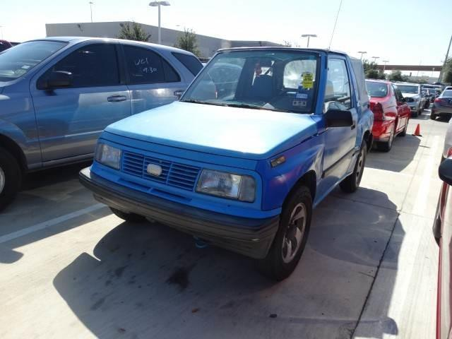 1993 GEO Tracker for sale in Fort Worth TX