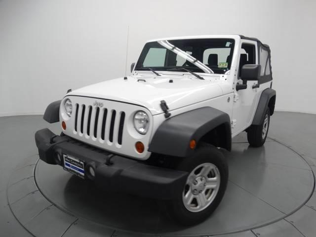 2012 Jeep Wrangler for sale in Fort Worth TX
