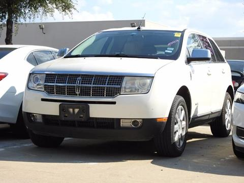 2008 Lincoln MKX for sale in Fort Worth, TX