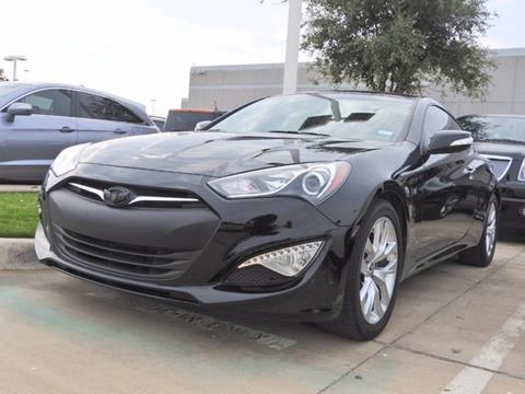 2015 Hyundai Genesis Coupe for sale in Fort Worth, TX