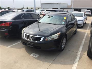 2010 Honda Accord for sale in Fort Worth, TX