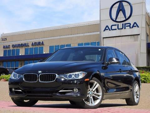 2014 BMW 3 Series for sale in Fort Worth, TX