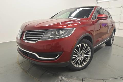 2016 Lincoln MKX for sale in Fort Worth, TX