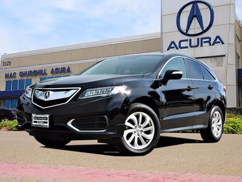 2016 Acura RDX for sale in Fort Worth, TX