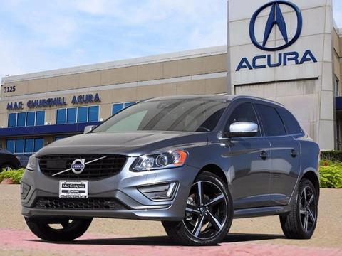 2016 Volvo XC60 for sale in Fort Worth, TX