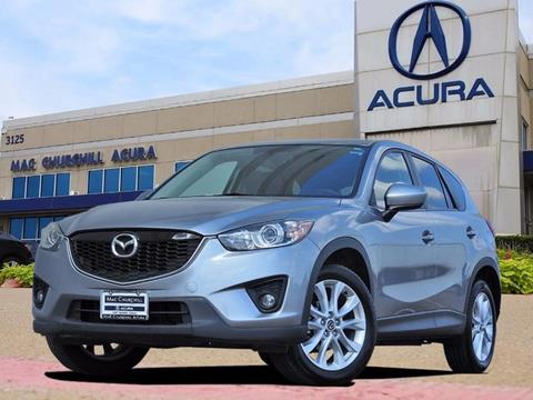 2013 Mazda CX-5 for sale in Fort Worth, TX
