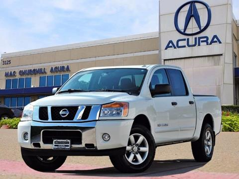 2014 Nissan Titan for sale in Fort Worth, TX
