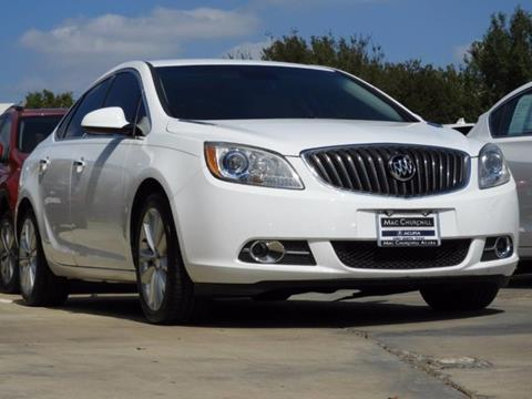 2012 Buick Verano for sale in Fort Worth, TX