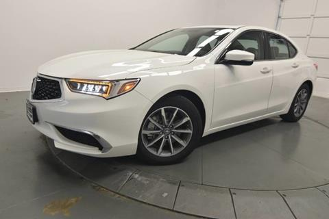 2018 Acura TLX for sale in Fort Worth, TX
