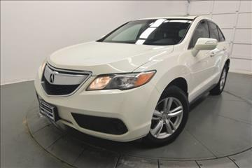 2013 Acura RDX for sale in Fort Worth, TX