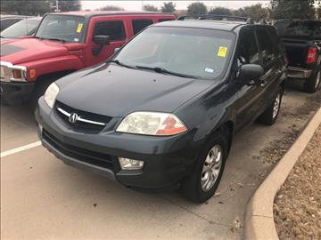 2003 Acura MDX for sale in Fort Worth, TX