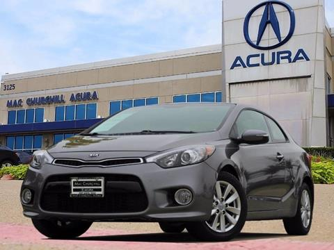 2014 Kia Forte Koup for sale in Fort Worth, TX