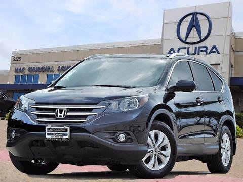 2014 Honda CR-V for sale in Fort Worth, TX