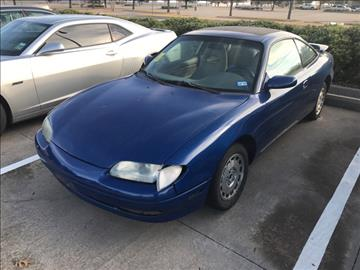 1995 Mazda MX-6 for sale in Fort Worth, TX