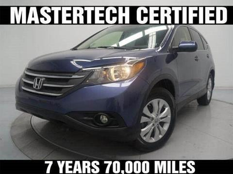 2012 Honda CR-V for sale in Fort Worth, TX