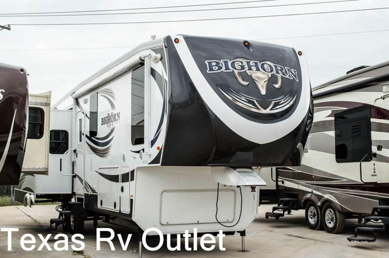 2014 Big Horn 3570RS