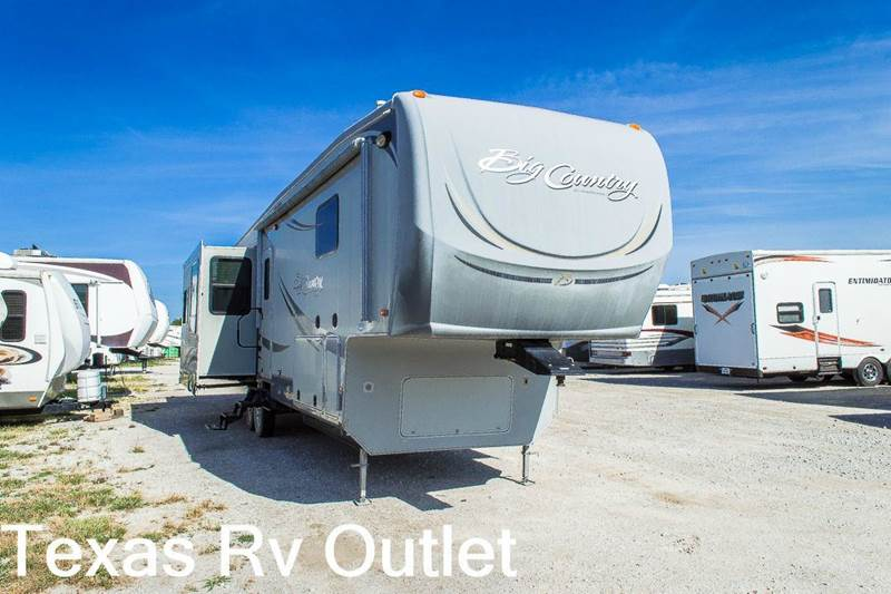 2011 Big Country  BC 3595RE