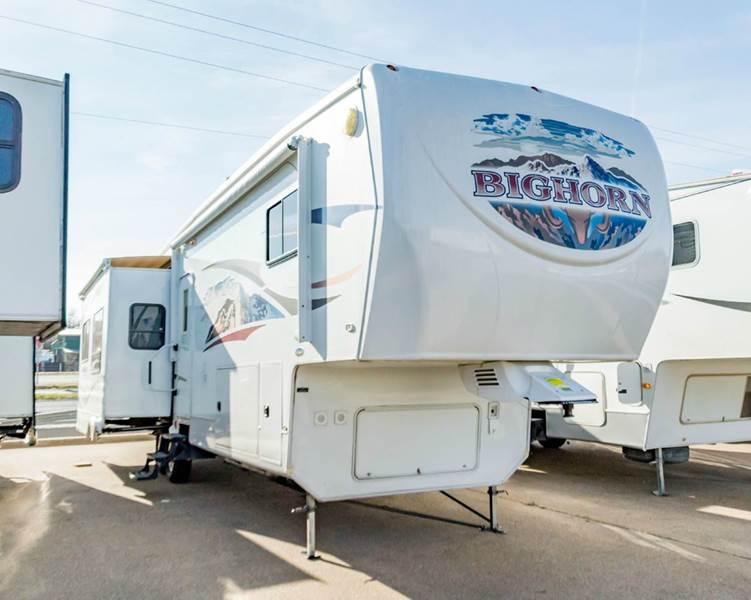 2009 Heartland Bighorn In Burleson Tx The Motor Coach Outlet